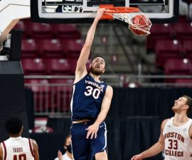 Virginia NCAA Tournament sleeper