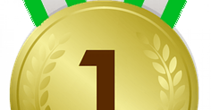 1st place