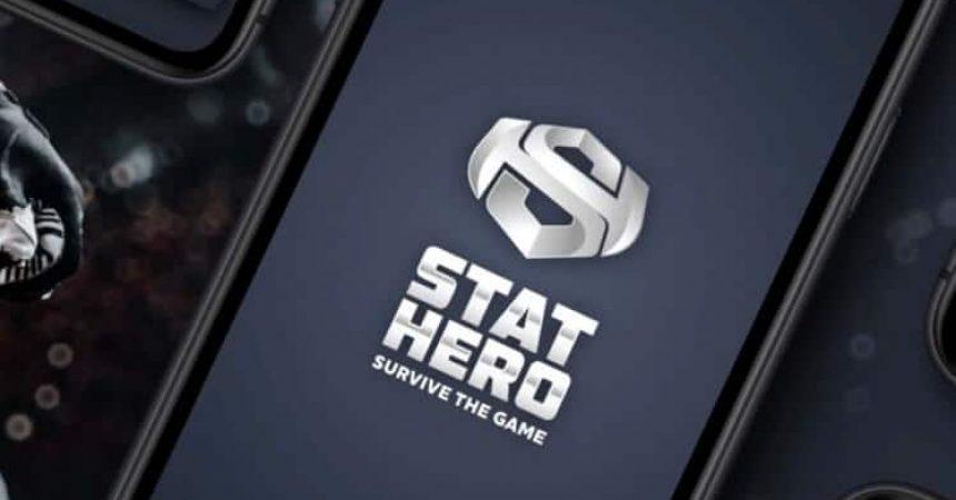 stathero logo phone