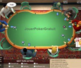 Permainan Poker Online Gratis