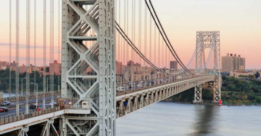 george washington bridge new york new jersey