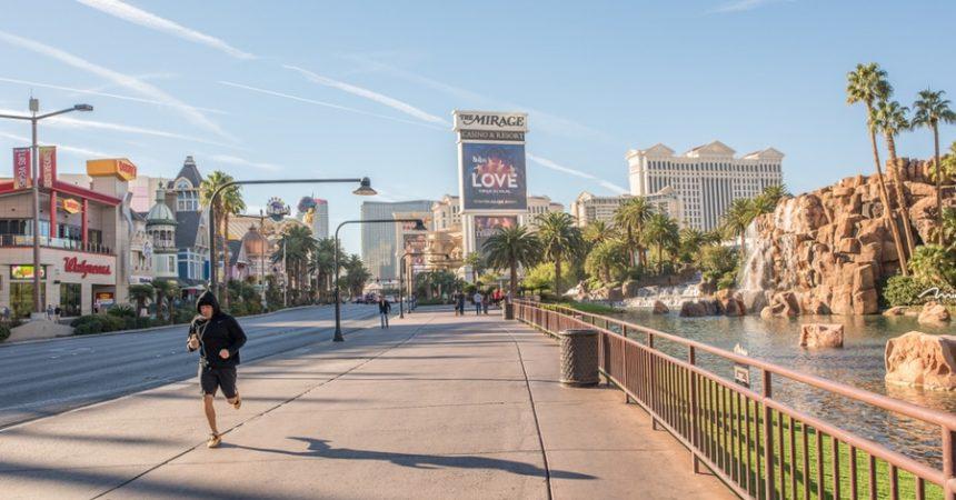 Nevada April 2021 sports betting