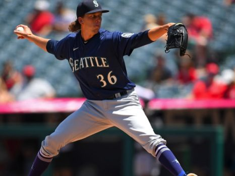 seattle mariners pitcher