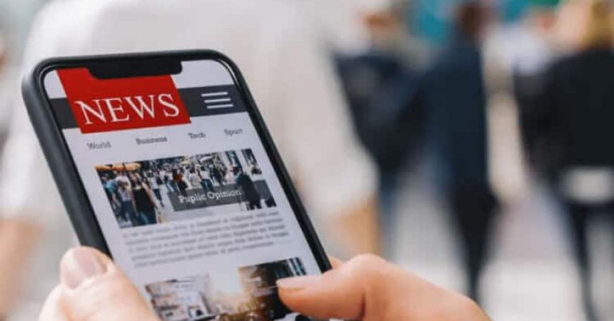 phone news
