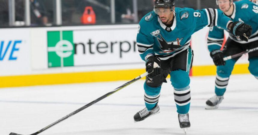 Sharks Kane NHL Betting